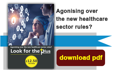 Agonising over the new healthcare sector rules?